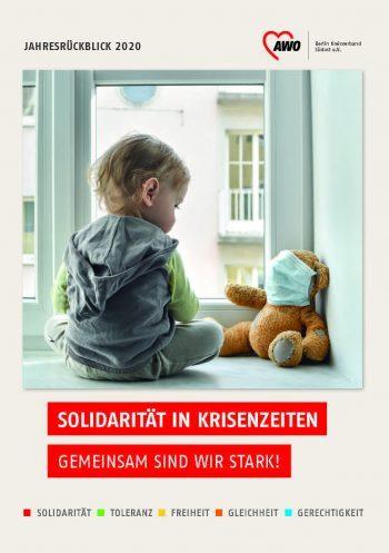 Cover Jahresrückblick 2020