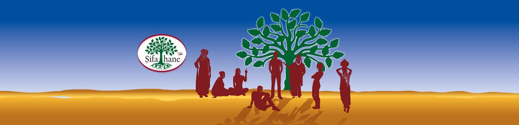 Logo und Imagebild von sifahane