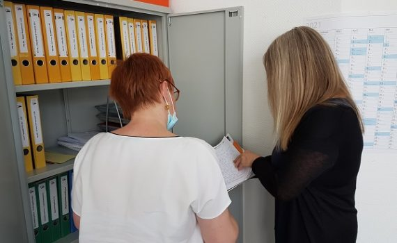 Jugendberufshilfe JuMP im Audit